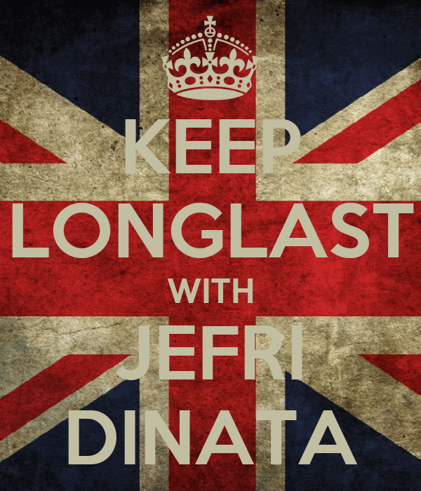 KEEP LONGLAST WITH JEFRI DINATA