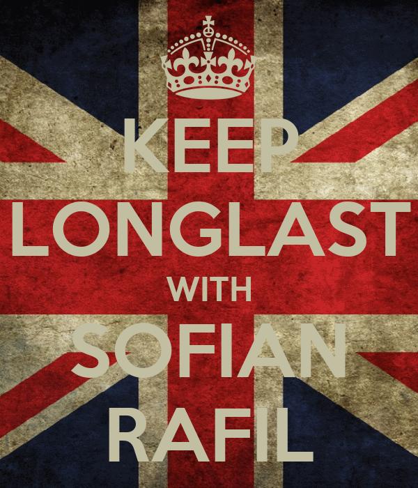 KEEP LONGLAST WITH SOFIAN RAFIL