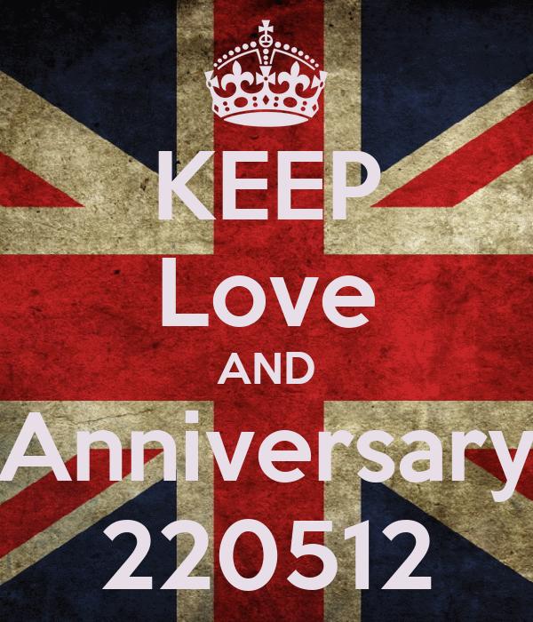 KEEP Love AND Anniversary 220512