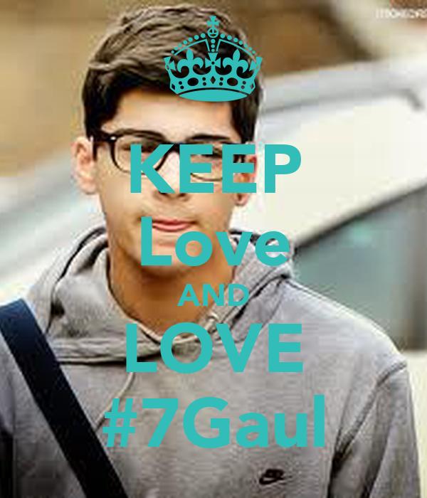 KEEP Love AND LOVE #7Gaul
