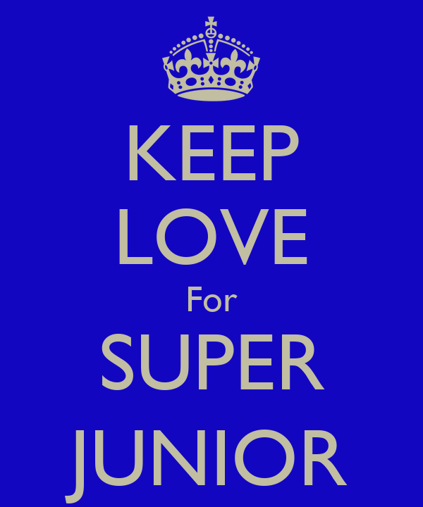 KEEP LOVE For SUPER JUNIOR