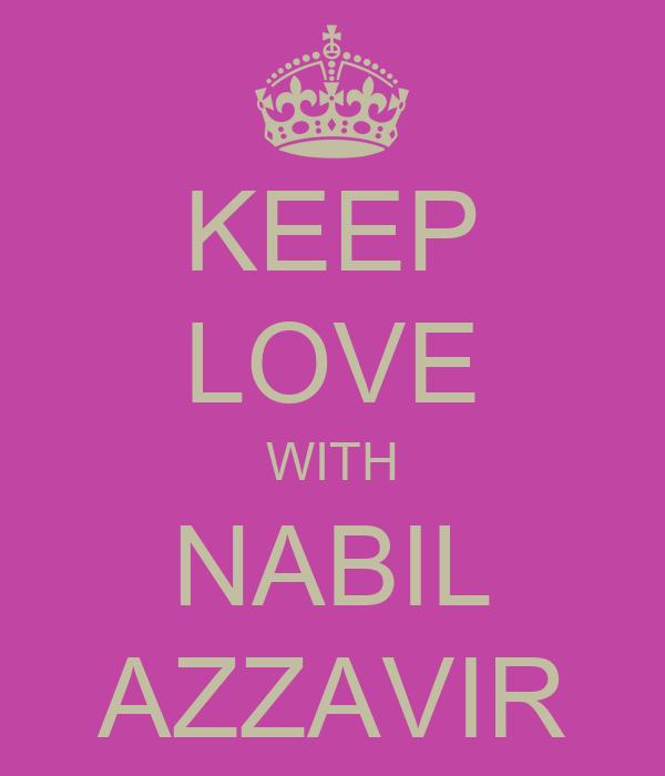 KEEP LOVE WITH NABIL AZZAVIR