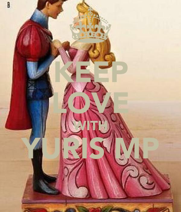 KEEP LOVE WITH YURIS MP