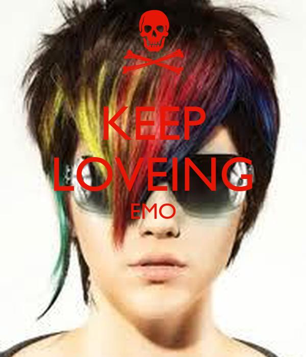 KEEP LOVEING EMO