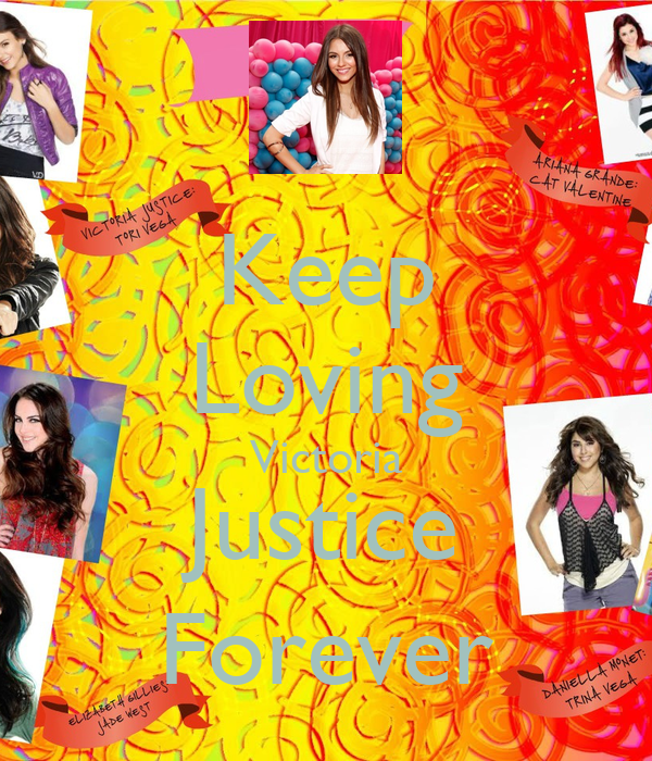 Keep Loving Victoria Justice Forever