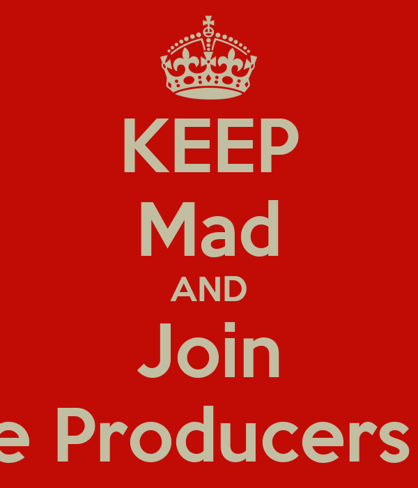 KEEP Mad AND Join Trance Producers Trolls