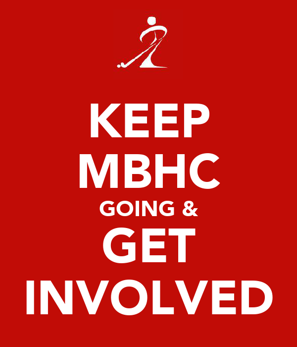 KEEP MBHC GOING & GET INVOLVED