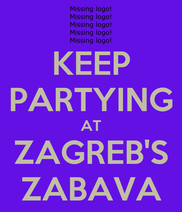 KEEP PARTYING AT ZAGREB'S ZABAVA