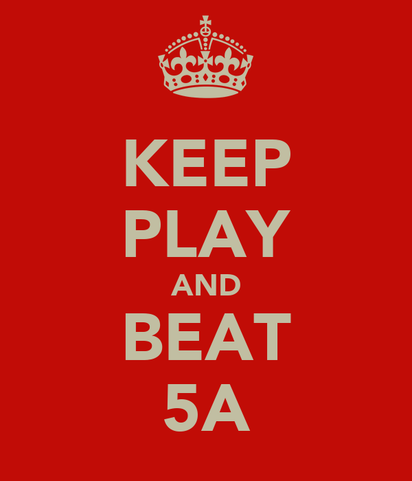KEEP PLAY AND BEAT 5A