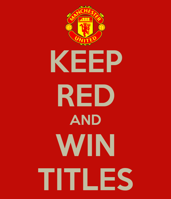 KEEP RED AND WIN TITLES