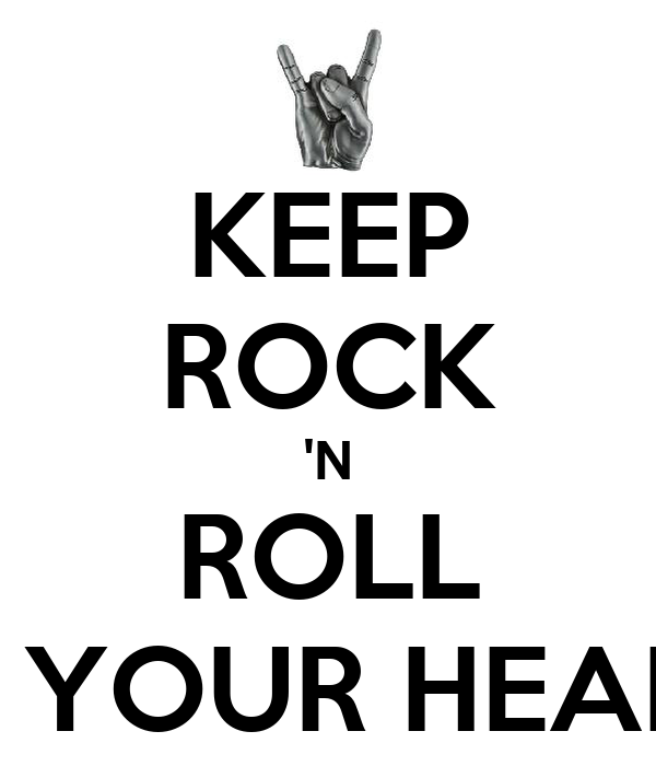 KEEP ROCK 'N ROLL IN YOUR HEART