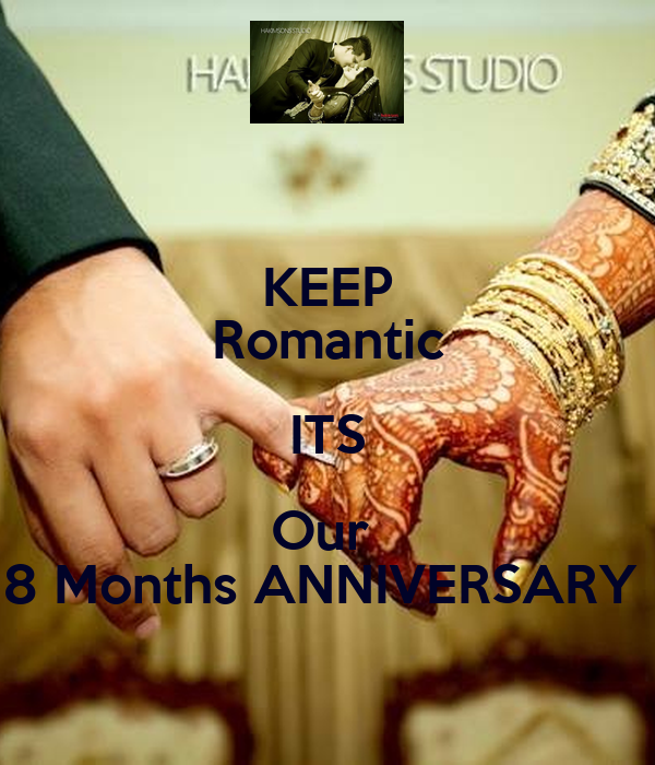 KEEP Romantic ITS Our  8 Months ANNIVERSARY