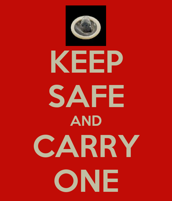 KEEP SAFE AND CARRY ONE