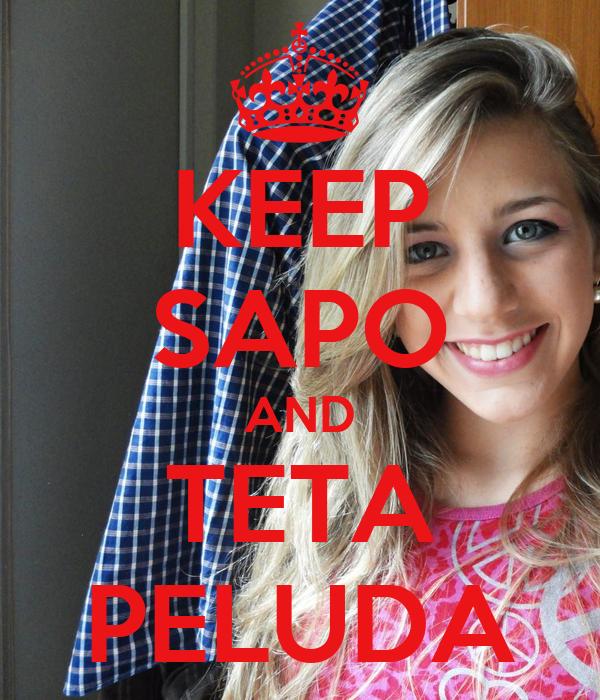 KEEP SAPO AND TETA PELUDA
