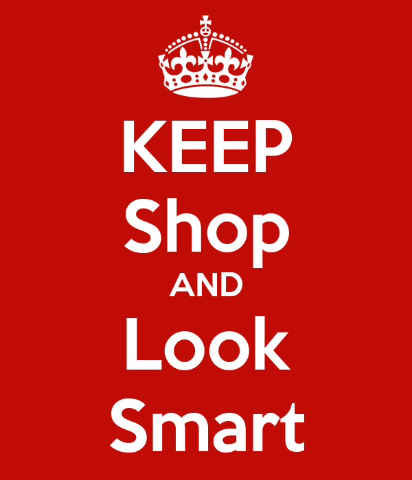 KEEP Shop AND Look Smart