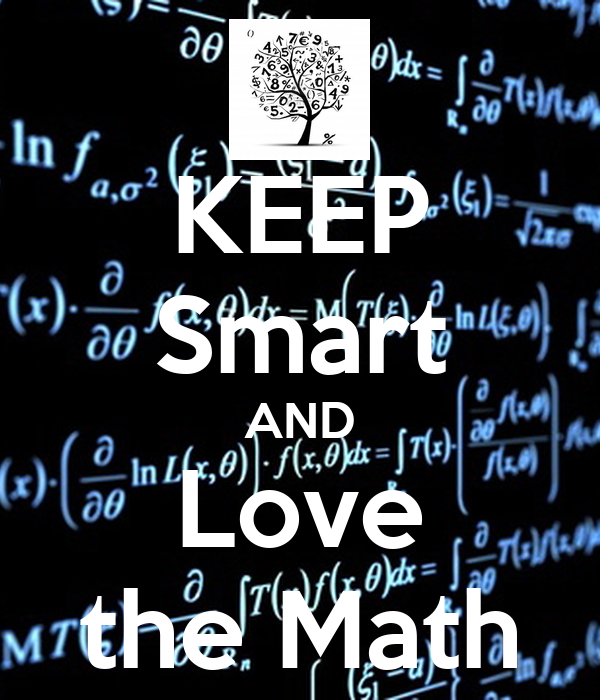 KEEP Smart AND Love the Math