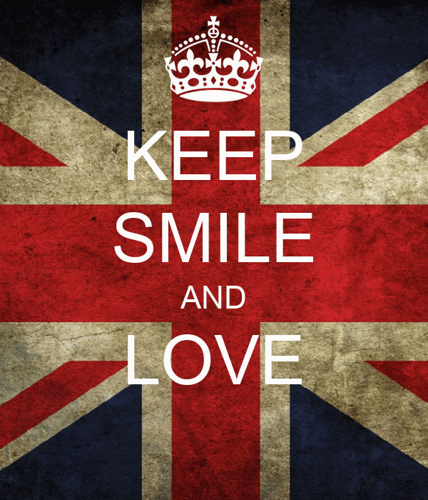 KEEP SMILE AND LOVE