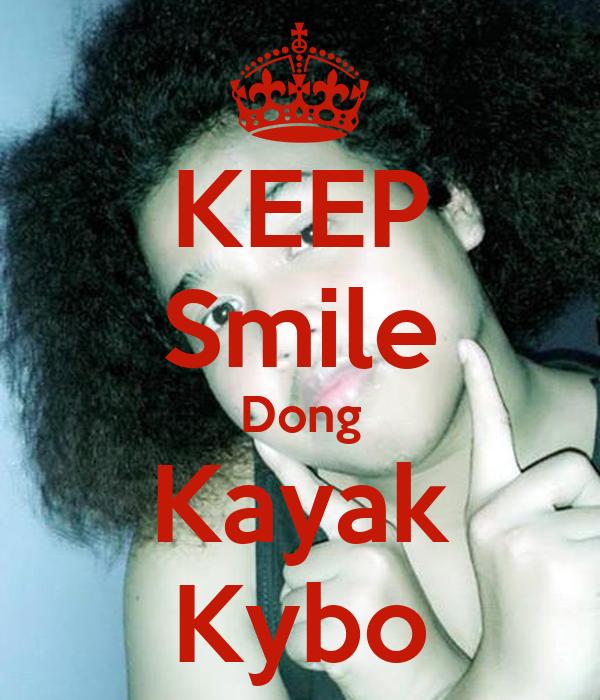 KEEP Smile Dong Kayak Kybo