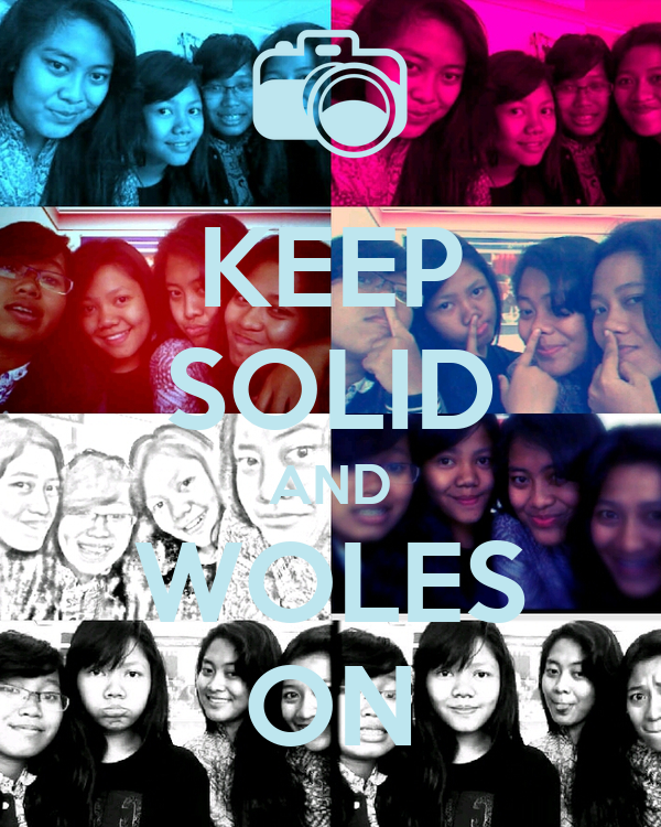KEEP SOLID AND WOLES ON