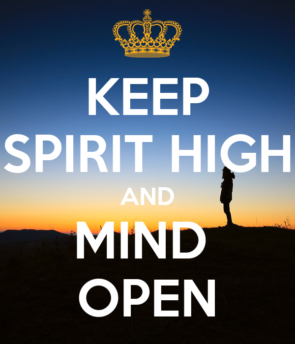 how to keep an open mind at work