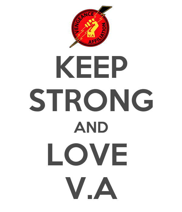KEEP STRONG AND LOVE  V.A