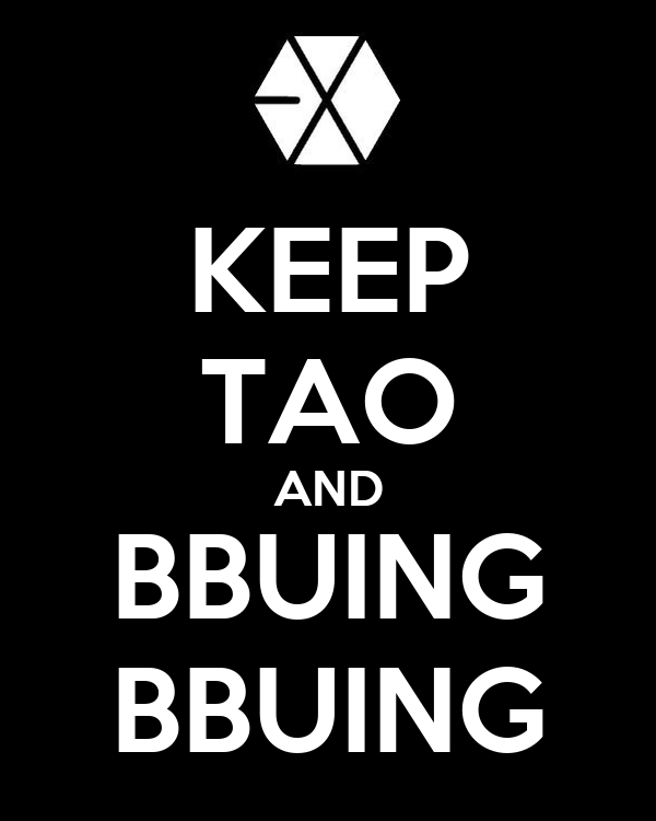 KEEP TAO AND BBUING BBUING