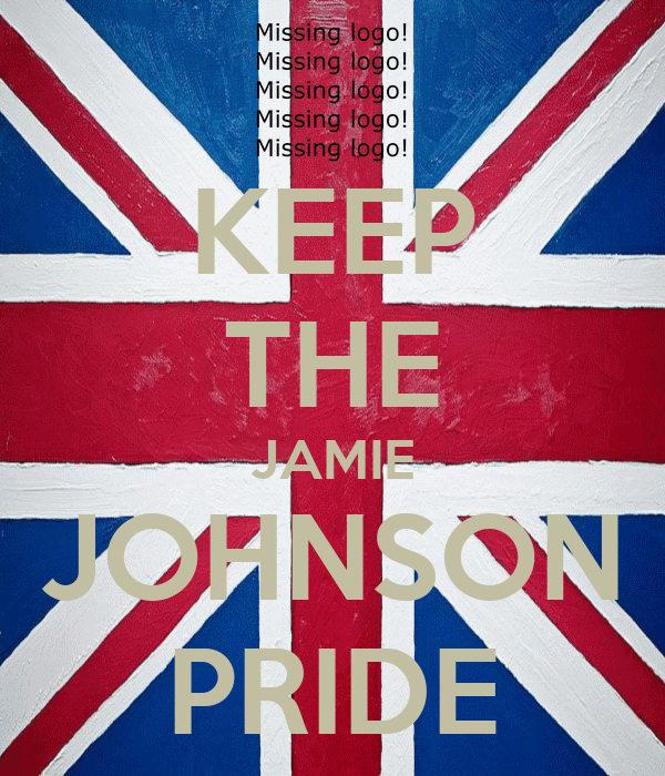 KEEP THE JAMIE JOHNSON PRIDE
