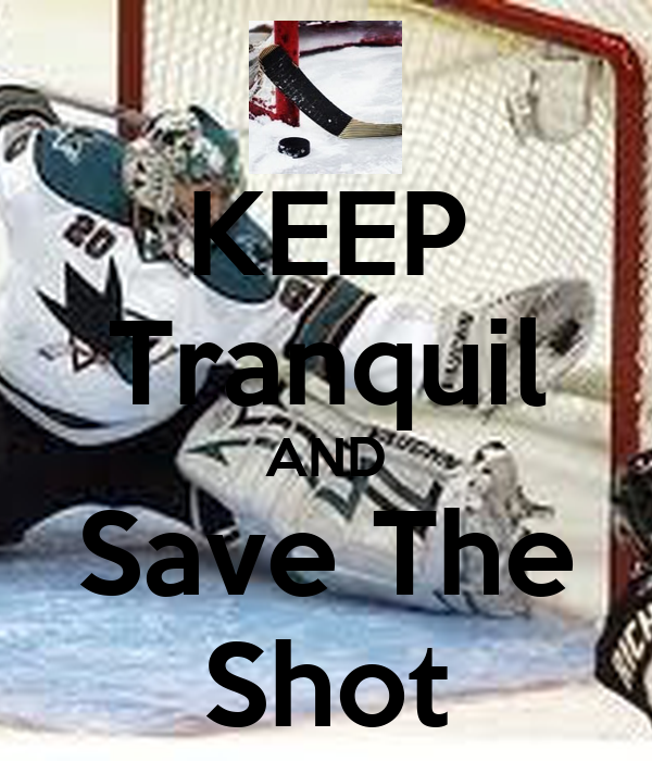 KEEP Tranquil AND Save The Shot