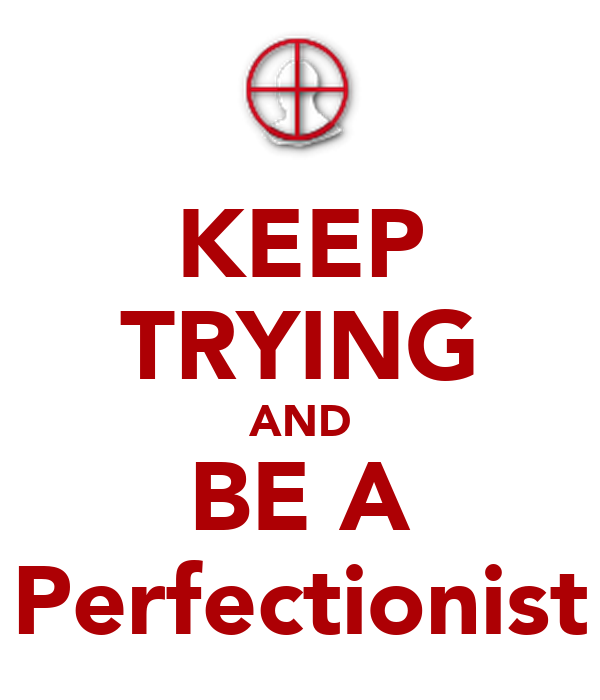 how to help a perfectionist child