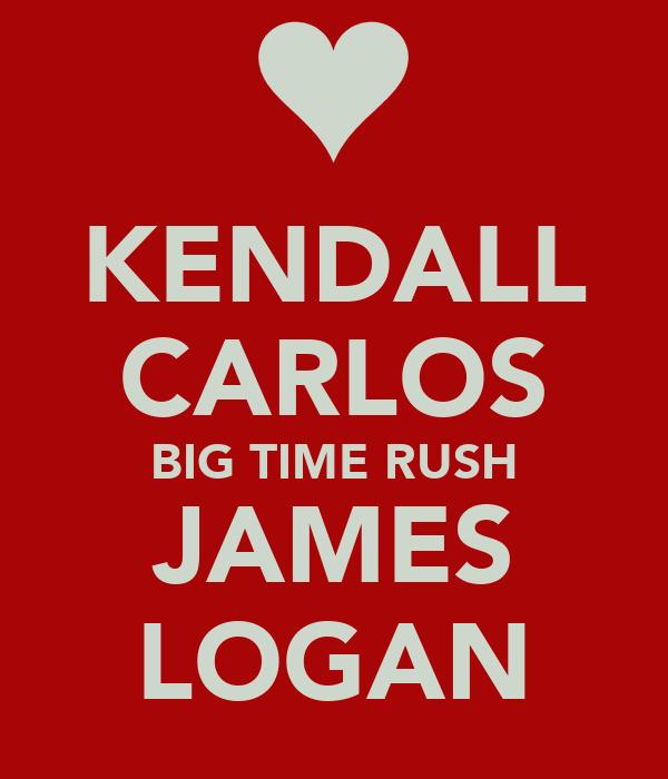 KENDALL CARLOS BIG TIME RUSH JAMES LOGAN