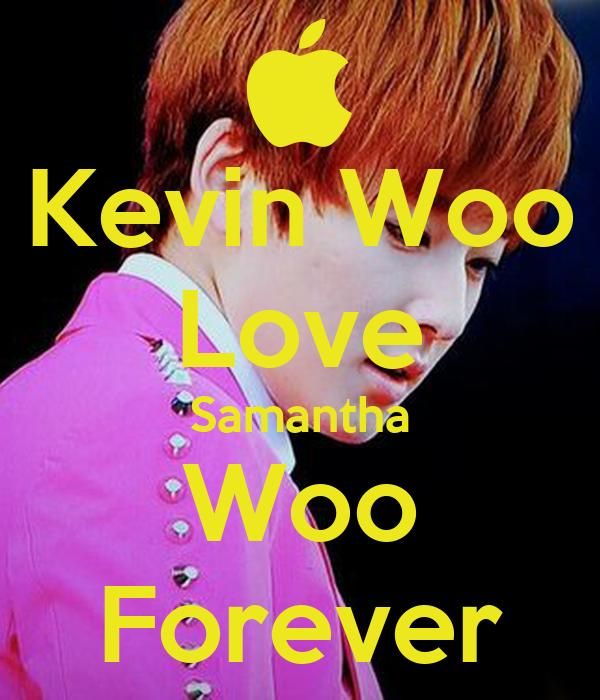 Kevin Woo Love Samantha Woo Forever