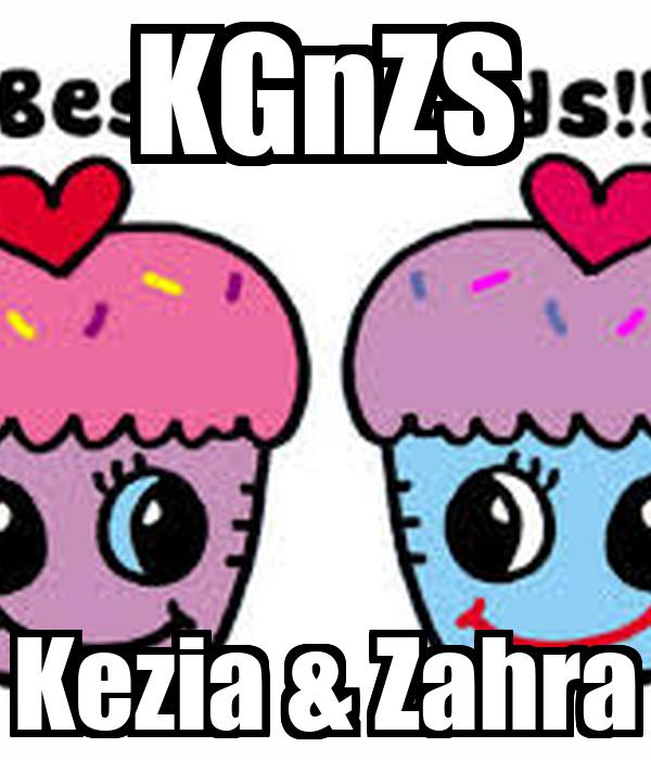 KGnZS Kezia & Zahra