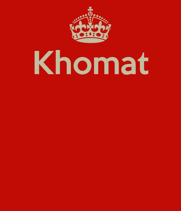 Khomat