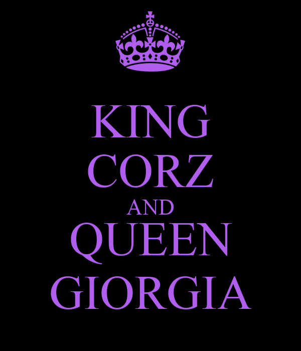 KING CORZ AND QUEEN GIORGIA