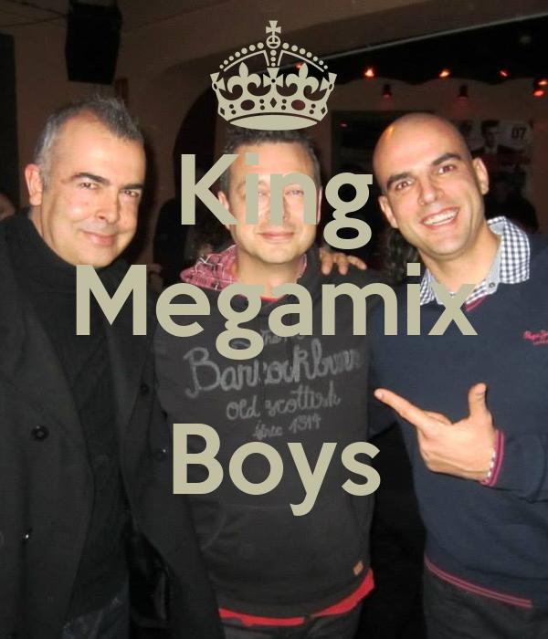 King Megamix  Boys