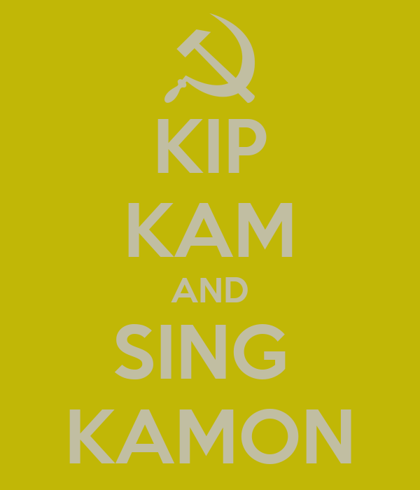 KIP KAM AND SING  KAMON