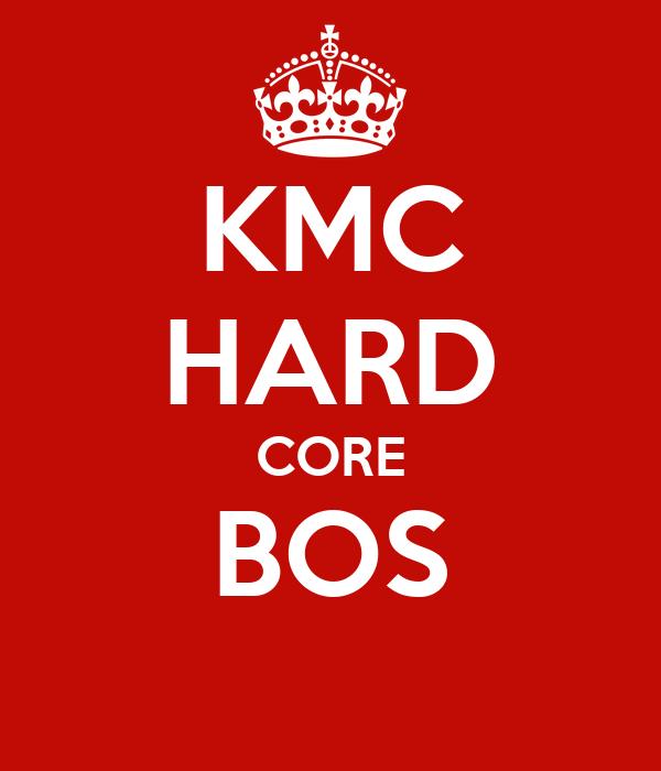 KMC HARD CORE BOS
