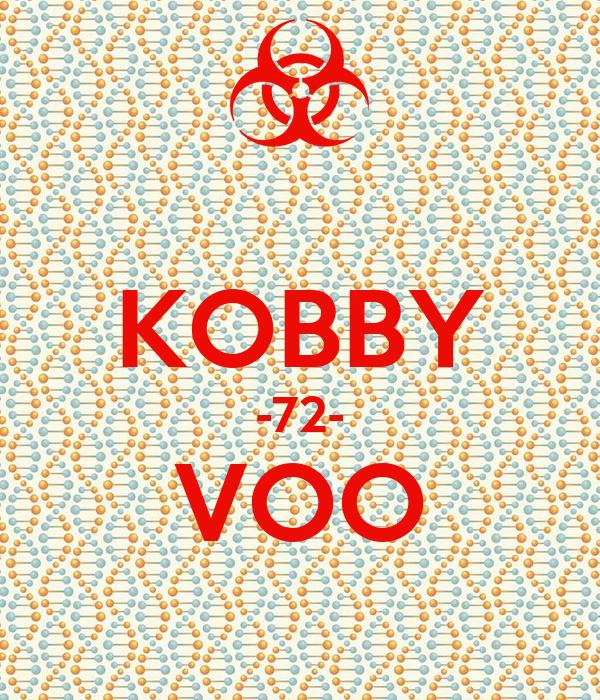 KOBBY -72- VOO
