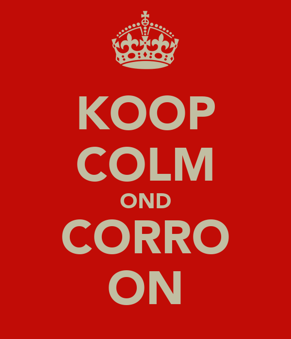 KOOP COLM OND CORRO ON
