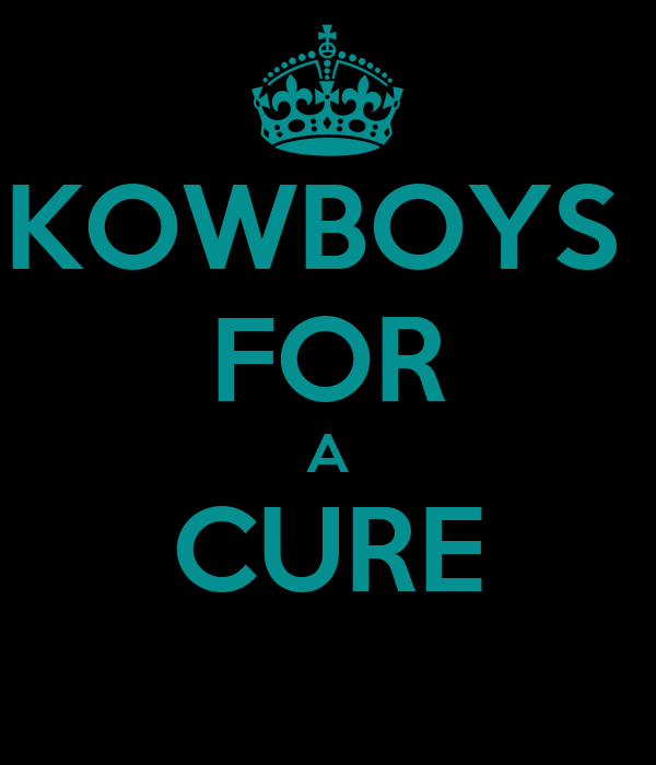 KOWBOYS  FOR A CURE