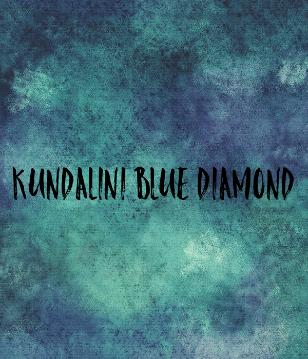 KUNDALINI BLUE DIAMOND