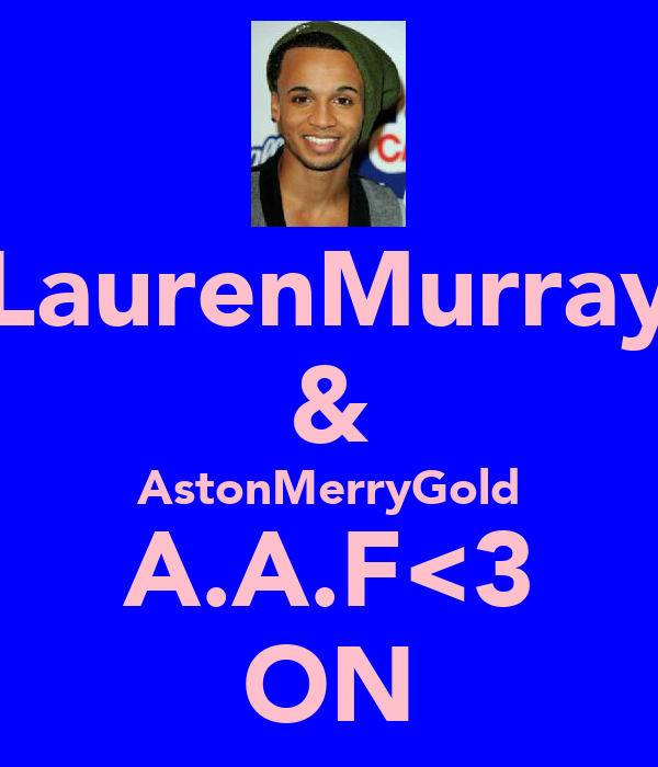 LaurenMurray & AstonMerryGold A.A.F<3 ON