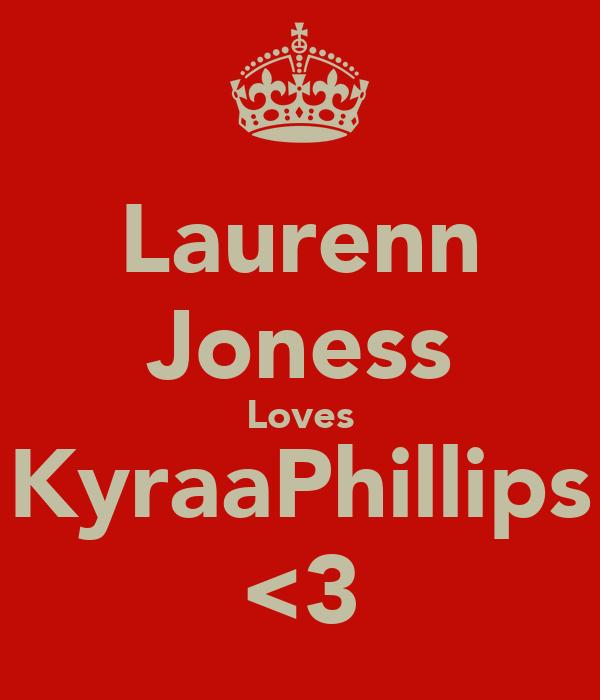 Laurenn Joness Loves KyraaPhillips <3