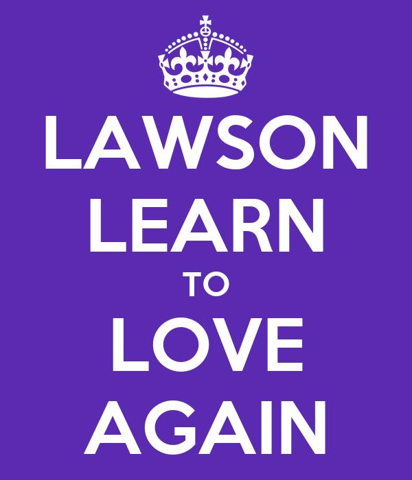 Lawson - Learn To Love Again - YouTube