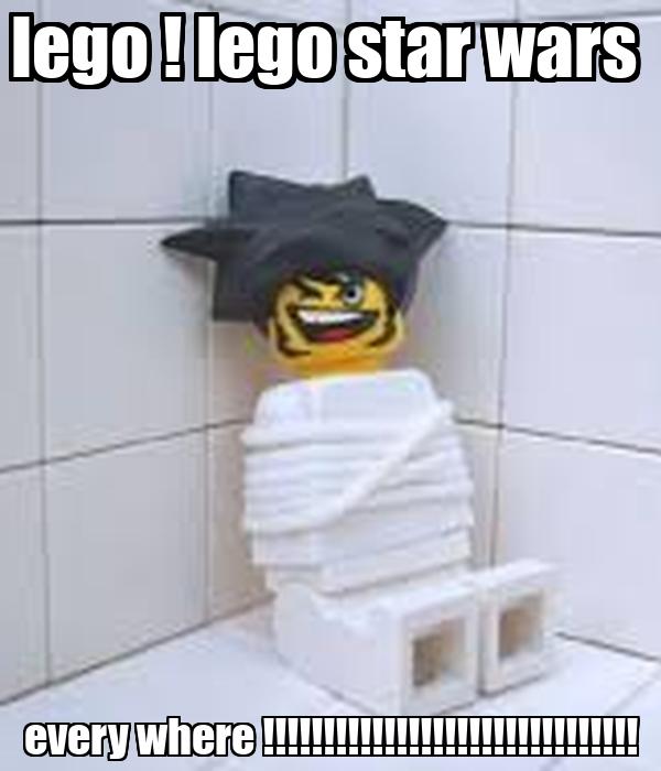 lego ! lego star wars  every where !!!!!!!!!!!!!!!!!!!!!!!!!!!!!!!