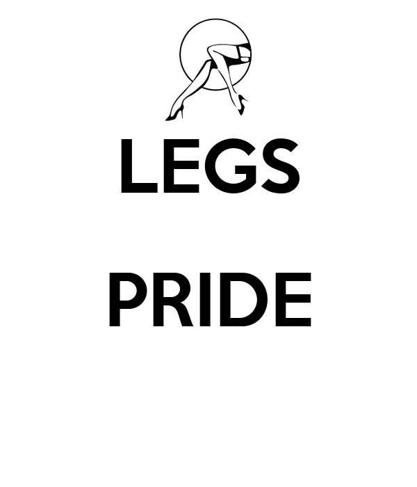 LEGS PRIDE