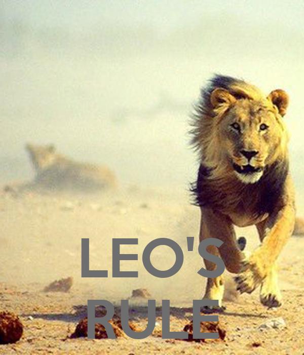 LEO'S RULE