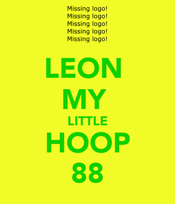 LEON  MY  LITTLE HOOP 88