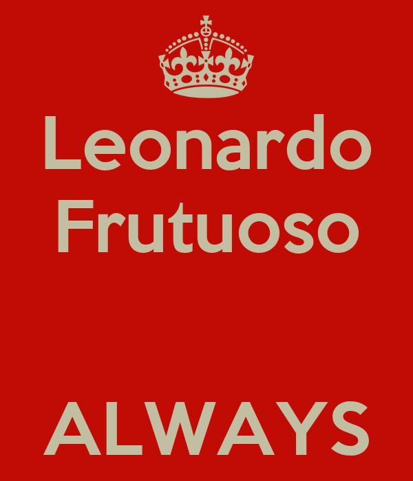 Leonardo Frutuoso   ALWAYS