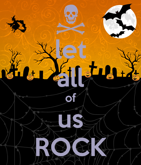 let all of us ROCK